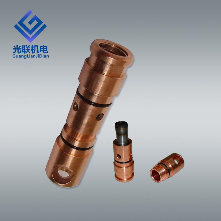 乳化液泵配件_单体支柱配件_单体液压支架管件-河南光图片